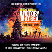 Victory At Sea and other Stirring Symphonies by London Philharmonic Orchestra