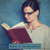 Music & Concentration – Classical Songs for Better Memory, Effective Study, Stress Relief, Easy Work with Mozart, Beethoven by Improve Concentration Masters Studying Music Group