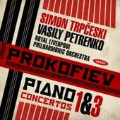 Prokofiev Piano Concerto 1 & 3 by Simon Trpčeski