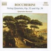 String Quartets, Op. 32 and 39 by Luigi Boccherini