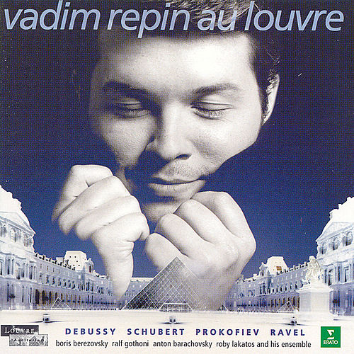 Play & Download Vadim Repin Au Louvre by Various Artists | Napster