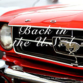 Back in the USA de Marvin Gaye