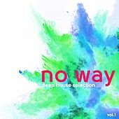 No Way Deep House Selection, Vol. 1 by Various Artists