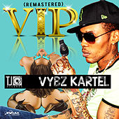 V.I.P (Remastered) - Single by VYBZ Kartel