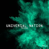 Universal Nation Techno, Vol. 2 by Various Artists