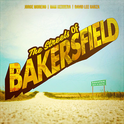 Streets of Bakersfield by jorge MORENO