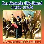 Las Grandes Big Band 1920-1930 by Various Artists