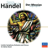 Play & Download Handel: Messiah - Arias & Choruses by Various Artists | Napster