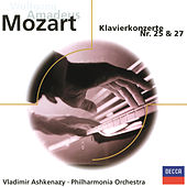 Play & Download Mozart: Piano Concerto No.25 K.503 & No.27 K.595 by Vladimir Ashkenazy | Napster