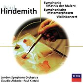 Play & Download Hindemith: Mathis der Maler - Symphonische Metamorphosen - Violinkonzert by Various Artists | Napster