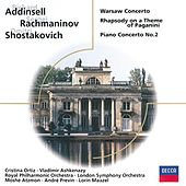 Play & Download Addinsell / Rachmaninoff / Shostakovich by Various Artists | Napster