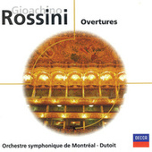 Play & Download Rossini: Overtures by Orchestre Symphonique de Montréal | Napster