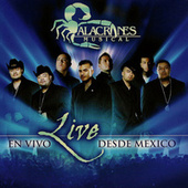 Live - En Vivo Desde Mexico by Alacranes Musical