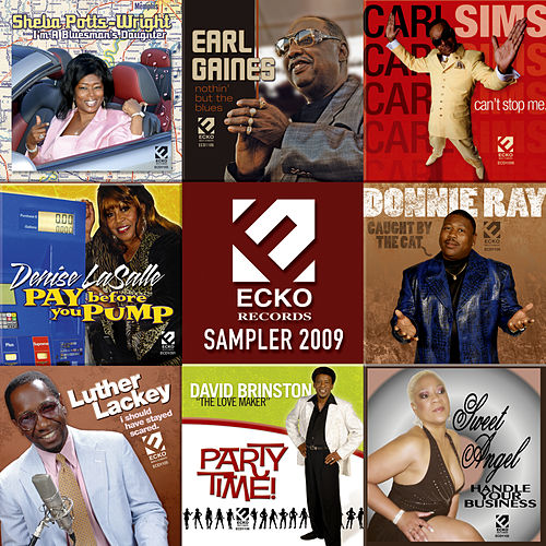 Play & Download Ecko Records Sampler 2009 by Various Artists | Napster