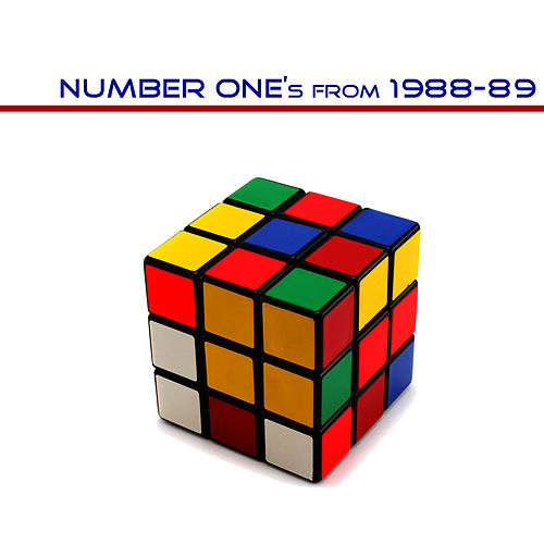 Number Ones from 1988-89 by Studio All Stars