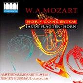 Mozart: Horn Concertos by Jacob Slagter