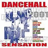 Play & Download Dancehall Sensation 2001 by Various Artists | Napster