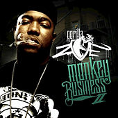 Monkey Business II by Gorilla Zoe