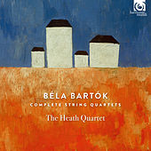 Bartok: Complete String Quartets by Heath Quartet