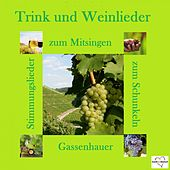 Trink und Weinlieder zum Mitsingen - Stimmungslieder zum Schunkeln - Gassenhauer by Various Artists
