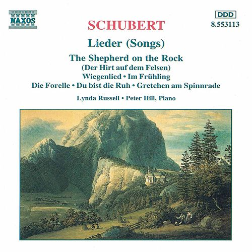 Play & Download Lieder  by Franz Schubert | Napster