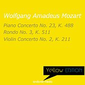 Yellow Edition - Mozart: Piano Concerto No. 23, K. 488 & Violin Concerto No. 2, K. 211 by Various Artists