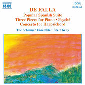 Play & Download Popular Spanish Suite / Harpsichord Concerto by Manuel de Falla | Napster