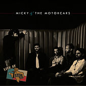 Live at Billy Bob's Texas by Micky & The Motorcars