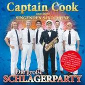 Die große Schlagerparty von Captain Cook und seine Singenden Saxophone