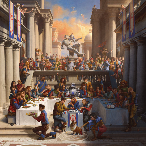"Logic: ""Everybody"""