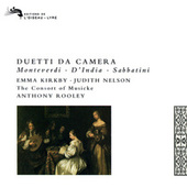 Duetti da Camera von Anthony Rooley