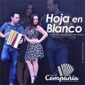 Hoja en blanco by Compañia