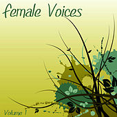 Female Voices Vol 1 by Studio All Stars