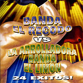 Banda El Recodo Vs La Arrolladora Banda El Limon by Various Artists
