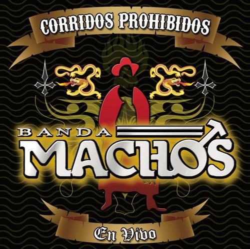Corridos Prohibidos En Vivo by Banda Machos