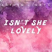 Isn't She Lovely by Anthem Lights