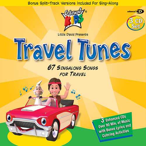 Travel Tunes by Cedarmont Kids