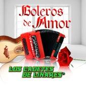 Boleros De Amor by Los Cadetes De Linares