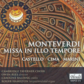 Monteverdi: Missa in illo tempore by Various Artists