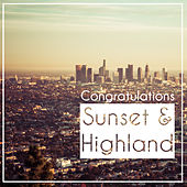 Congratulations by Sunset