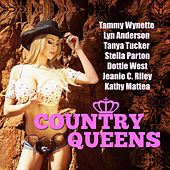 Queens of Country (Singing The Hits Live) by Various Artists