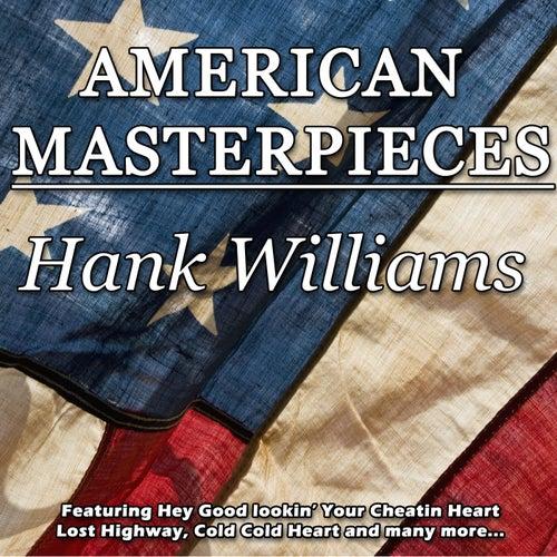 American Masterpieces - Hank Williams de Hank Williams