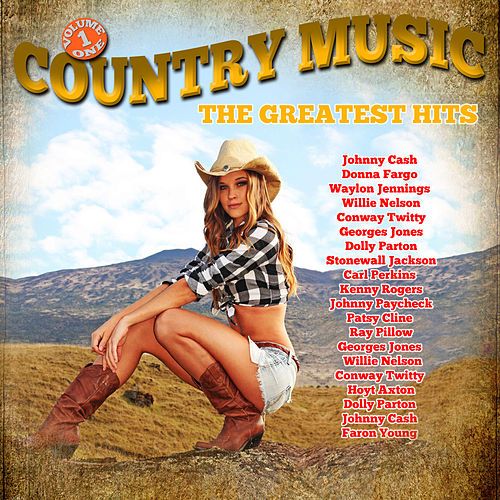 Country Music's Greatest Hits, Vol. 1 by Various Artists