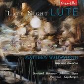 Late Night Lute by Matthew Wadsworth