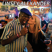 Two Cats by Linsey Alexander