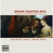 Bach: The Six Flute Sonatas, BWV 1030-1035 by Miklós Spányi