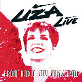 Live From Radio City Music Hall by Liza Minnelli