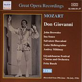 Play & Download Don Giovanni (historical recording) by Wolfgang Amadeus Mozart | Napster
