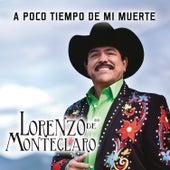A Poco Tiempo de Mi Muerte by Lorenzo De Monteclaro
