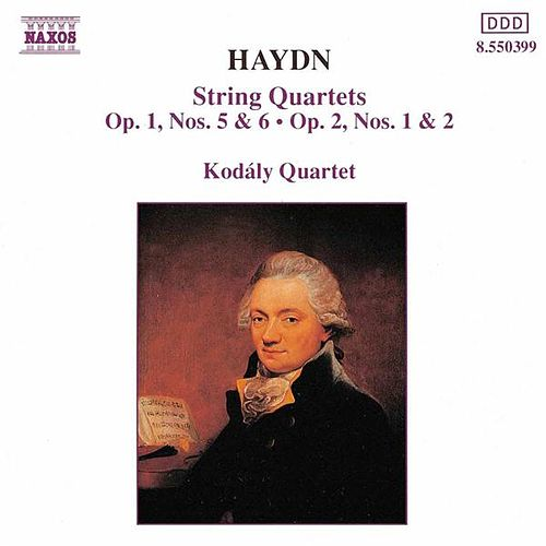 String Quartets Opp. 1 & 2 by Franz Joseph Haydn